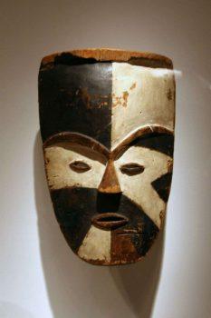 Gabono (Afrika) kaukė | Wikipedia. com nuotr.
