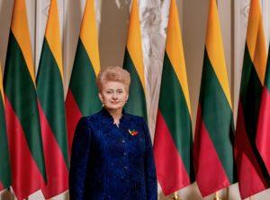 Dalia Grybauskaitė | LRP nuotr.