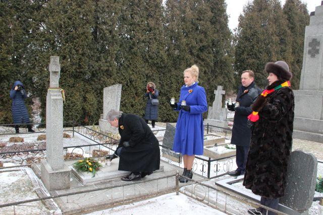 Vasario 16-ąją pravertos Lietuvos valstybės antrojo šimtmečio durys | Kėdainių rajono savivaldybės nuotr.