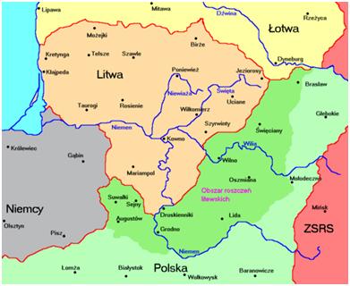 Lietuvos-teritorijos-turincios-priklausyti-Lietuvai