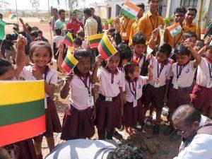 Romuvos atstovai lankosi Indijos Čhatisgarho valstijoje | Alkas.lt nuotr.