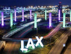 Tarptautinis Los Andželo oro uostas | URM nuotr.
