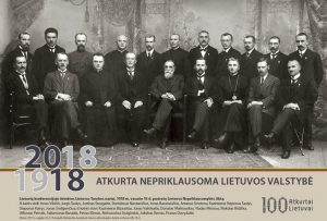 Valstybės atkūrimo 100-mečiui skirtoje diskusijoje – apie signatarų indėlį kuriant Lietuvos Respubliką | Lietuvos laisvės kovotojų sąjungos nuotr.