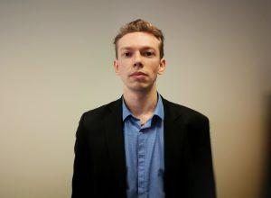 VGTU doktorantas Aleksandr Vasjanov | Asmeninė nuotr.
