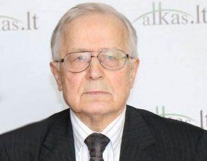 Algimantas Liekis (1943-2019) | Alkas.lt nuotr.