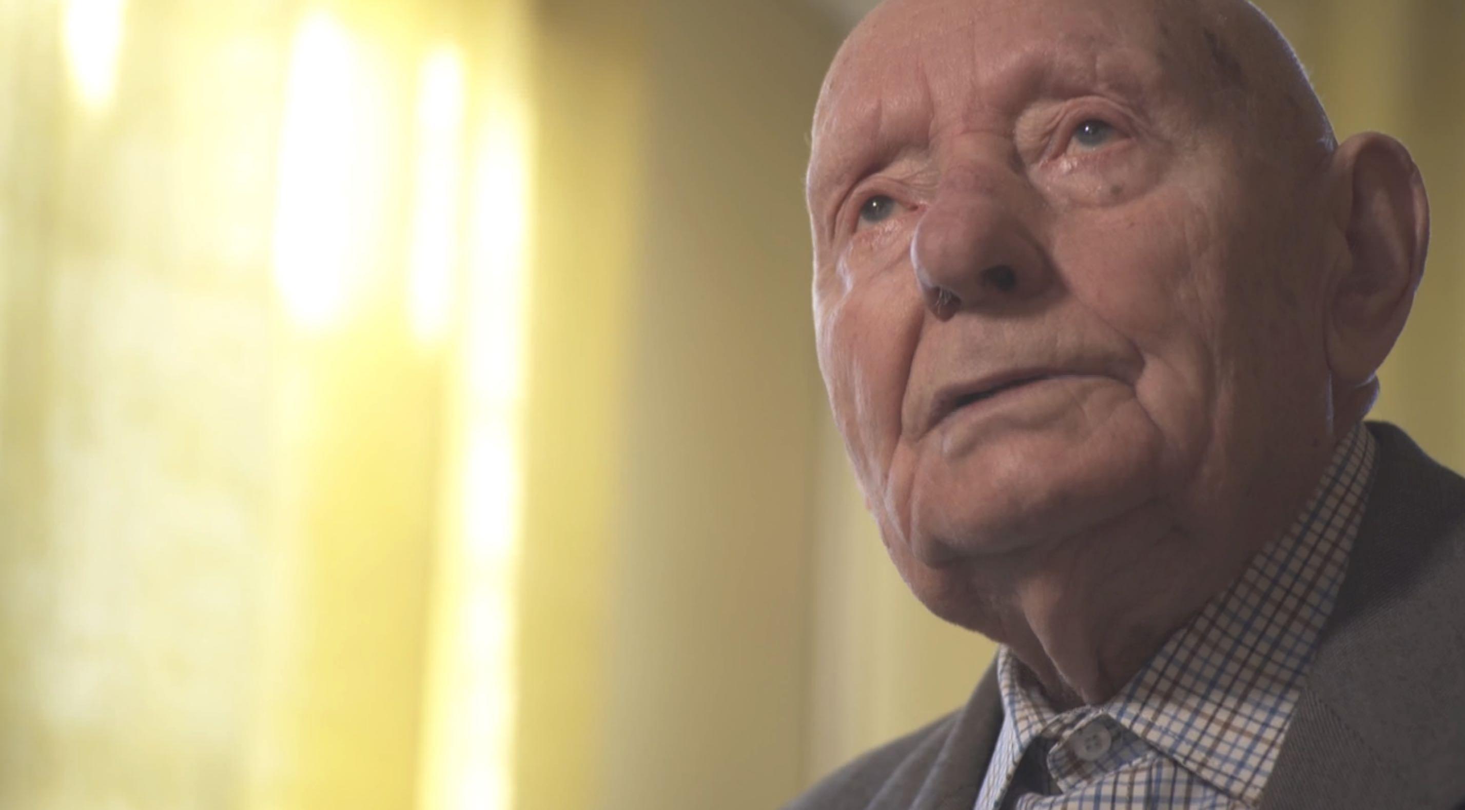 Adolfo Ramanausko-Vanago brolis – Albinas Ramanauskas | Filmo kūrėjų nuotr.