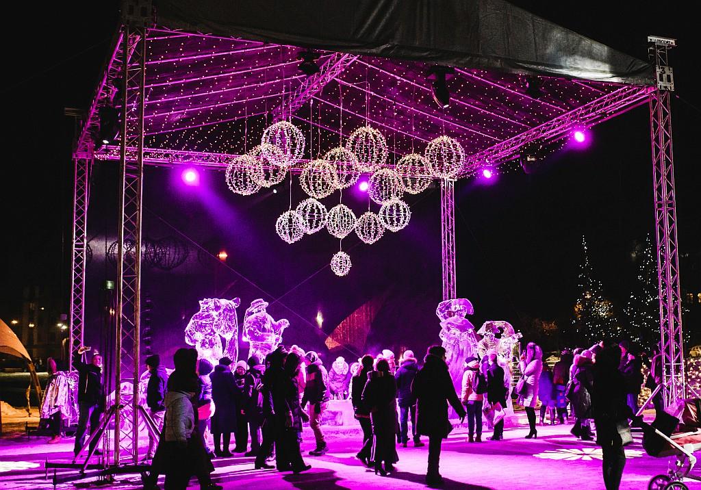 Jelgavoje vyks jubiliejinė ledo šventė | Šiaulių miesto savivaldybės nuotr.