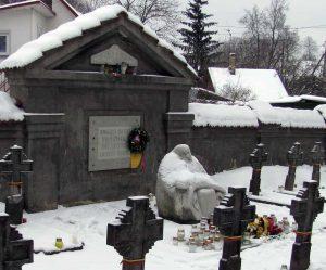 1918- 1920 m. žuvusiųjų už Lietuvos Nepriklausomybę karių kapų VilniausRasų kapinėse | B. Puzinavičiaus nuotr.