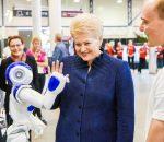 Prezidentė Dalia Grybauskaitė   Prezidentės spaudos tarnybos nuotr.