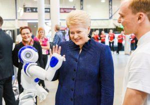 Prezidentė Dalia Grybauskaitė | Prezidentės spaudos tarnybos nuotr.