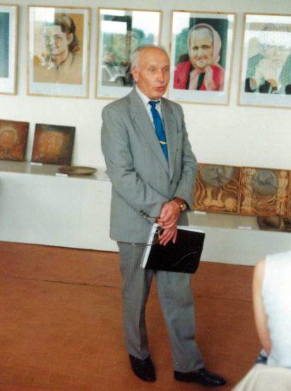 Stanislovas Stašaitis (1934-2018) | LEU nuotr.