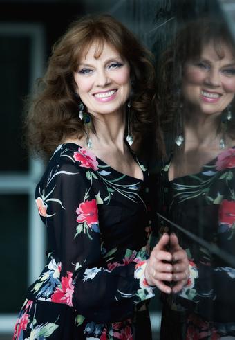 Aktorė, režisierė Virginija Kochanskytė | Klaipėdos valstybinio muzikinio teatro nuotr.