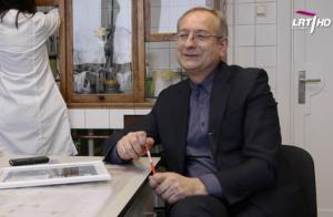 Prof. Vytautas Getautis | LRT nuotr.