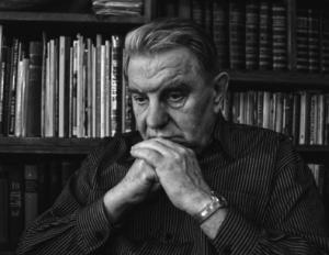 Justinas Marcinkevičius | Algimanto Aleksandravičiaus nuotr.