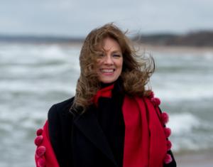 Aktorė, režisierė Virginija Kochanskytė | V. Ščiavinsko nuotr.