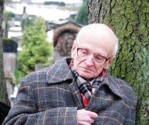 Vytautas Ambrazas (1930-2018) | lki.lt, P. Vasiliausko nuotr.