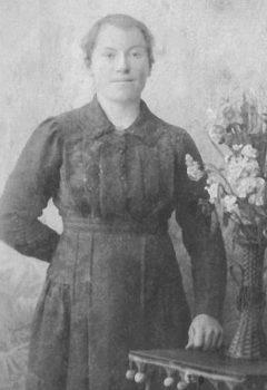 Patausalės (Telšių r.) siuvėjaElena Rimgailaitė-Strazdauskienė | Asmeninė nuotr.