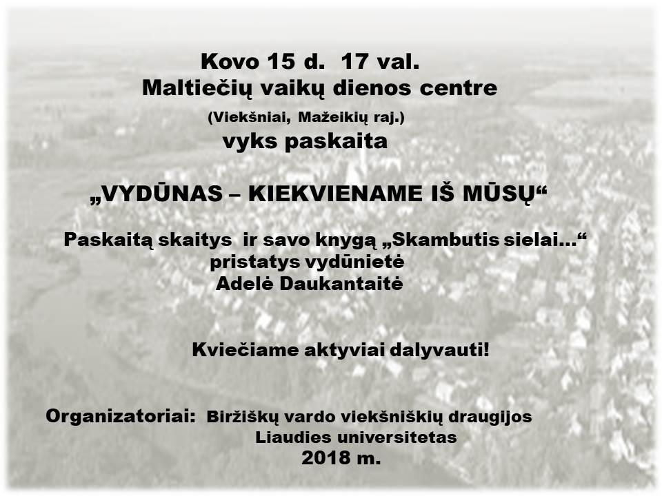 2018 03 15 Viekšniai