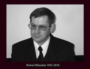 Romas Vitkauskas | Asmeninė nuotr.