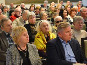 "Konferencija ""Lituanistika globalizmo vėtroje: ugdyti tautos kultūrą, stiprinti valstybę"" | V. Sinicos nuotr."
