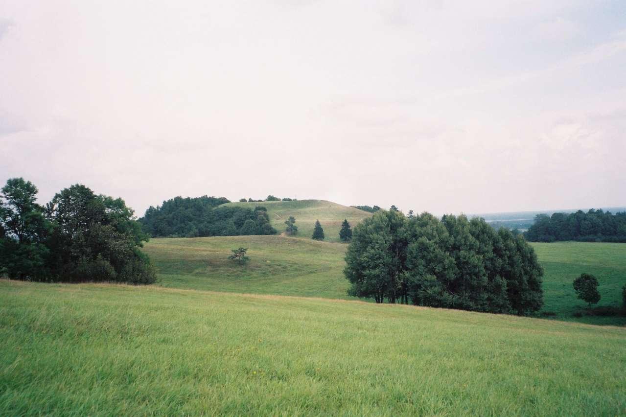 5 pav. Visą keimą užėmė Šatrijos piliakalnis | V. Baltrūno nuotr.
