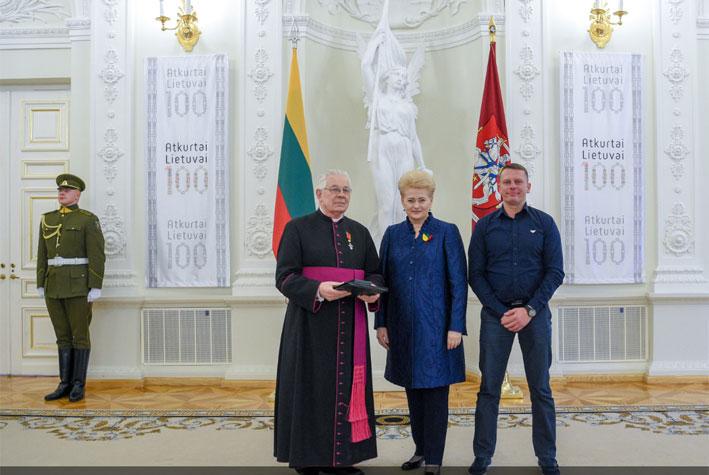 Alfonsas Jurkevičius | lrp.lt nuotr.