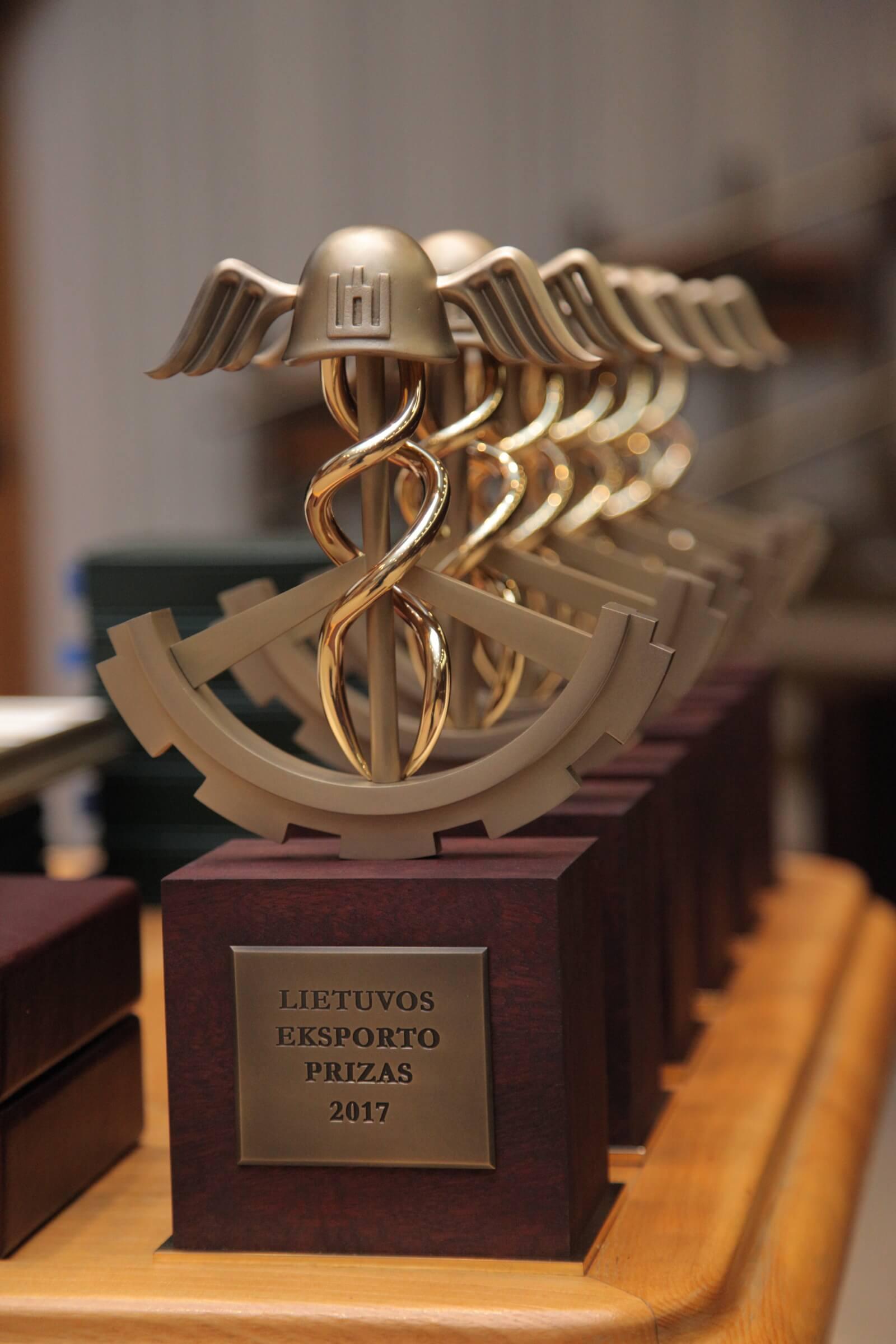 Apdovanojimas geriausiam verslininkui_rengeju nuotr