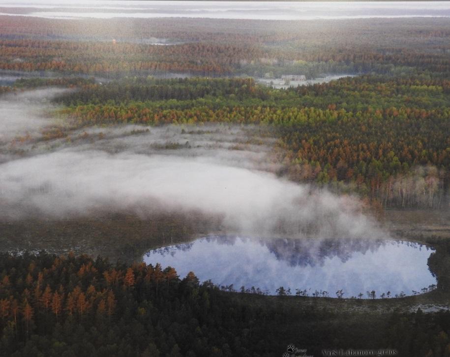Gamtos fotografijų paroda Ignalinos krašto muziejuje | Ignalinos krašto muziejaus nuotr.