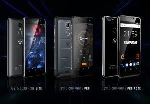 Just5 CoinPhone – ateities telefonas, kuris pakeis situaciją išmaniųjų telefonų rinkoje | Just5 Latvijos biuro nuotr.