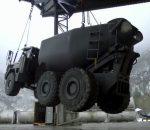 """Mokslo sriuba"": Linth-Limmern elektrinė Alpėse | LRT nuotr."
