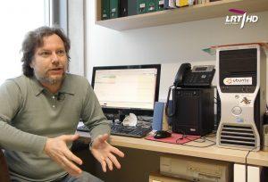 """""""Mokslo sriuba"""": lietuviai kuria mažų molekulių enciklopediją   LRT nuotr."""