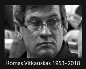 Romas Vitkauskas (1953-2018) | punskas.pl nuotr.