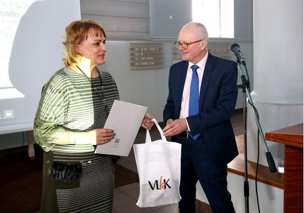 Pagerbti geriausi Lietuvių kalbos dienų renginių rengėjai | Rinkosaikste.lt, A. Barzdžiaus nuotr.