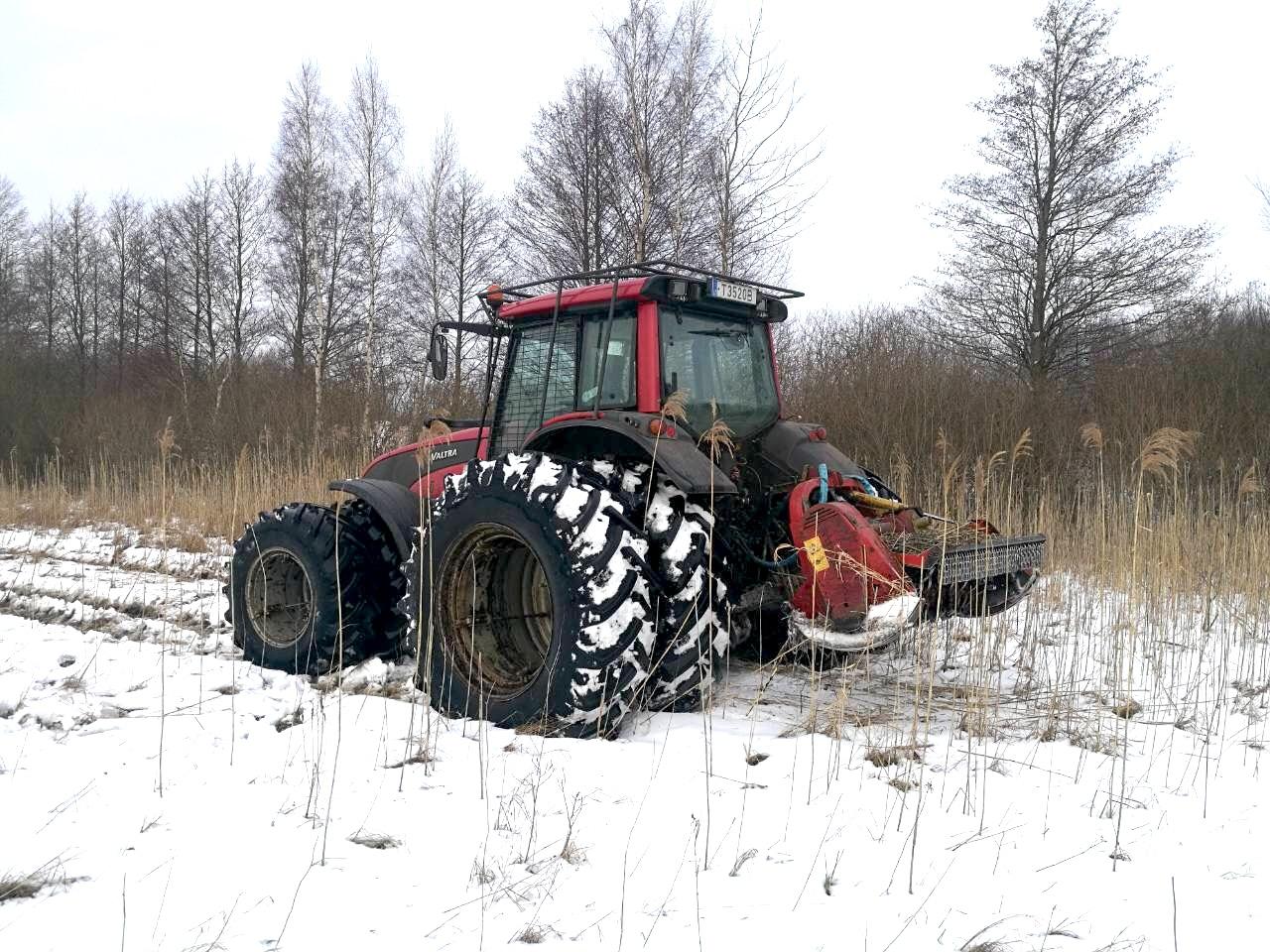Buveinių atkurimo darbai | Baltijos aplinkos forumo nuotr.
