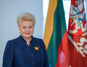 Dalia Grybauskaitė   lrp.lt nuotr.