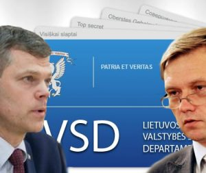 Seime VSD, AOTD ir signataro Z. Vaišvilos spaudos konferencijos apie grėsmes Lietuvai | Alkas.lt koliažas