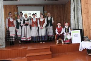 Naujajame Daugėliškyje skleidėsi patriotiškumo žiedai | Ignalinos krašto savivaldybės nuotr.