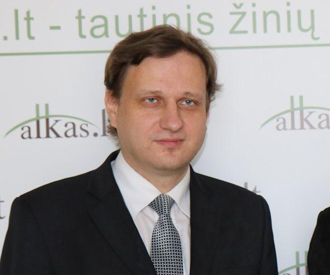 Tomas Baranauskas | Alkas.lt nuotr.