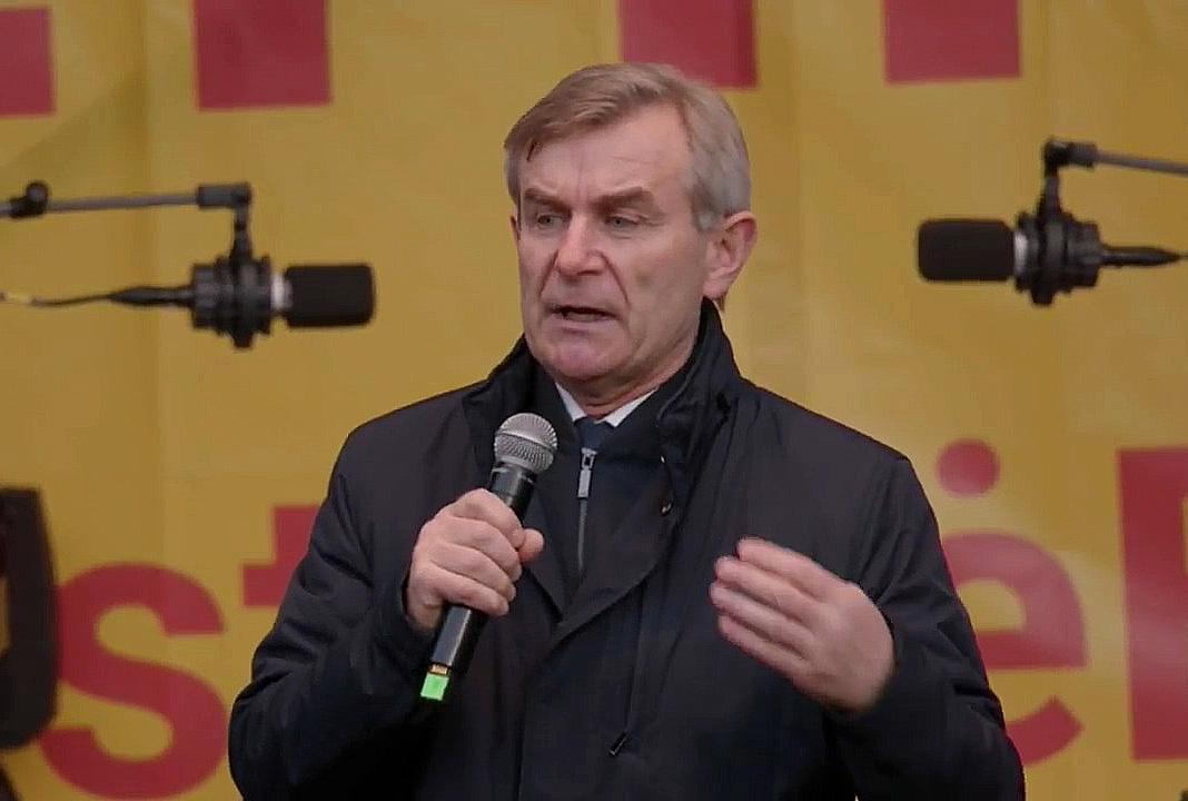 Viktoras Pranckietis | Alkas.lt nuotr.