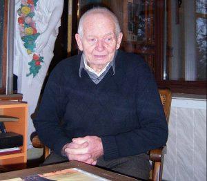 Vytautas Andziulis (1930-2018) | Wikipedia.org nuotr.
