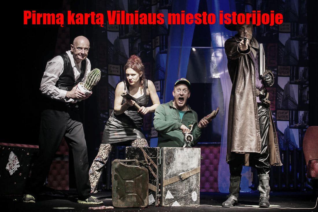 2018 04 25 Užupio teatras