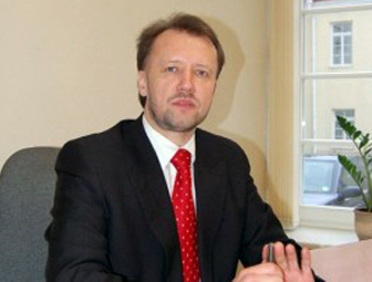 Valstybinė kalbos inspekcijos viršininkas Donatas Smalinskas | Valstybinės kalbos inspekcijos nuotr.