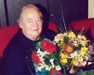 Elena Stasiulevičiūtė-Piesarskienė (1928-2018) | LEU Alumnų draugijos nuotr.