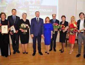 Geriausi 2017 m. mokytojai | R. Česnavičienės nuotr.
