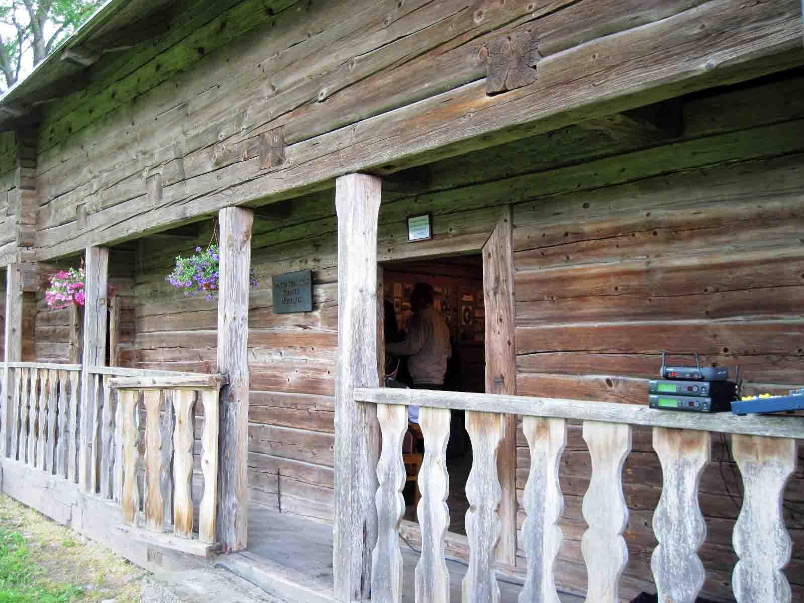 Klėtelė, kurioje vasarodavo gimnazistas Vinculis | P. S. Krivicko nuotr.