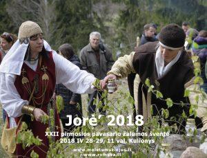Kviečia Jorė 2018 | Alkas.lt, V. Daraškevičiaus nuotr.