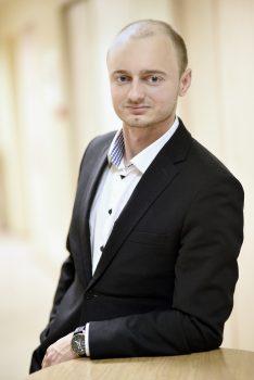 MITA Visuotinės dotacijos skyriaus vedėjas Mantas Biekša | MITA Visuotinės dotacijos skyriaus nuotr.