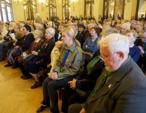 Paminėtas Vilniaus sjūdininkų žygis į Nepriklausomybę | Alkas.lt, J. Vaiškūno nuotr.