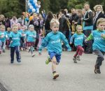 Vaikų bėgimas | unicef nuotr.