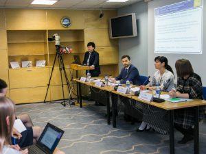 Seime vyko pokalbis skirtas Europos kultūros paveldo metams | lrs.lt, O. Posaškovos nuotr.